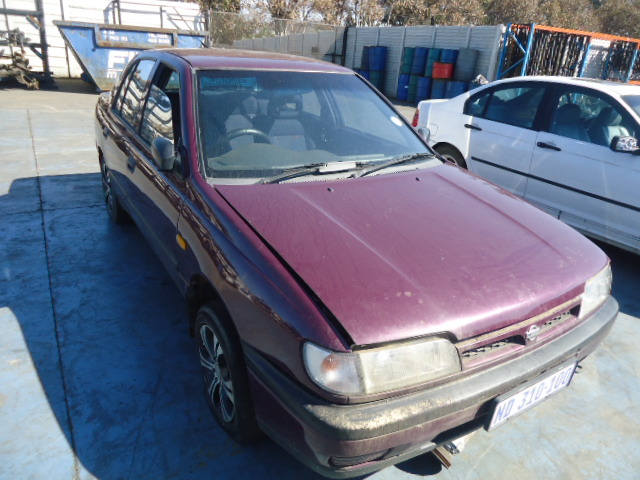 NISSAN SENTRA. STRIPPING FOR PARTS. – Durban Used Spares